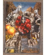 Transformers Sludge Glossy Print 11 x 17 In Hard Plastic Sleeve - $24.99