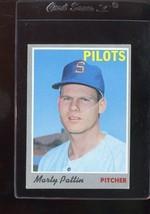 1970 Topps #31 Marty Pattin Vg Crease *115009 - $1.75