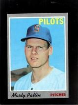 1970 Topps #31 Marty Pattin Vgex *192980 - $1.75