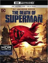DCU: The Death of Superman [4K Ultra HD + Blu-ray + Digital] (2018)