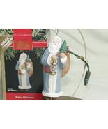 "Hallmark Keepsake ""Father Christmas"" Magic Flickering Light QLX714-7   1991 - $27.41"