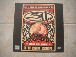 3-11 New Orleans 311 Day 2004 Promo LP Photo Fl... - $5.99