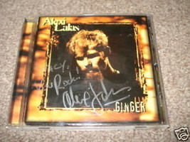 Alexi Lalas Signed Autographed CD Cover Photo - $8.99