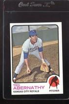 1973 Topps #22 Ted Abernathy Nmmt *76454 - $1.75
