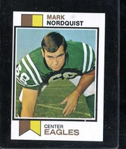 1973 Topps #212 Mark Nordquist Nm *195118 - $2.00