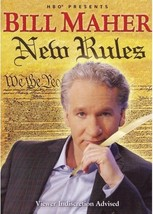 Bill Maher  New Rules DVD - $9.95