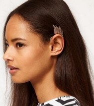 Cool Punk Style Feather Wing Earring(Antique Bronze) - $6.39