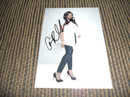 Candice Glover 2013 American Idol Winner Autographed 5x7 Photo PSA Guara... - $39.99