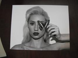 Iggy Azalea B&W 11x14 Photo Hip Hop Music Aussi... - $9.99