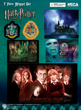 Harry Potter 7 Magnet Set - £2.26 GBP
