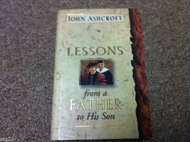 John Ashcroft Signed Autographed Lessons Book - $29.99