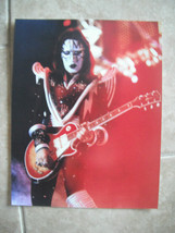 Kiss Ace Frehley Color 11x14 Promo Photo Music #3 - $9.99