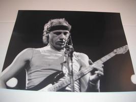 Mark Knopfler OBE Guitar Music B&w 11x14 Promo ... - $9.99