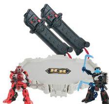 Battroborg Warrior Battle Arena Set SAMURAI vs NINJA Wireless Motion Con... - $29.94