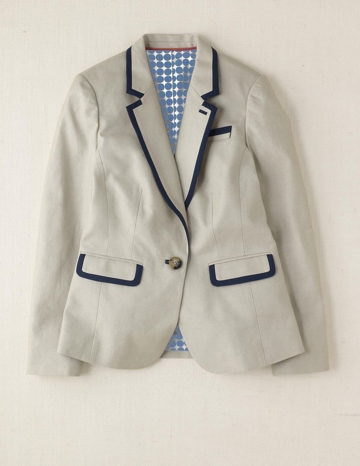 8c2b28c679c5 NEW Boden Tipped Striped Blazer Jacket Size and 50 similar items