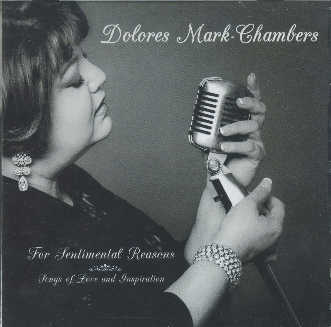 For sentimental reasons by dolores mark chambers