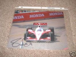 Scott Dixon Indy Formula Racing Auto Signed 8x10 Photo - $12.99