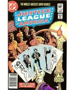 justice league of america vol 23 no 203 dc comics gambling roulette whee... - $7.99