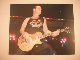 Social Distortion Jonny Wickersham Guitar 11x14 Promo Photo #7 - $9.99
