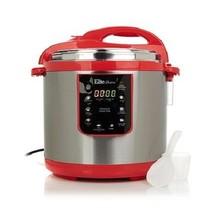 Elite EPC1013 Platinum Electric Pressure Cooker 10Quart Stainless 1400 W... - €154,95 EUR