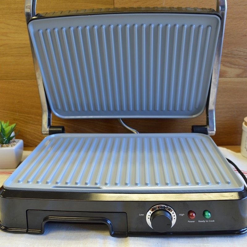 Large Electric Grill ~ Oster ckstpm outdoor large panini maker indoor