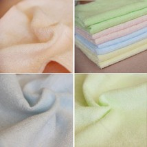 4PCS Bamboo Fiber Small Towels Kids Face #B Towel Wash Cloths Grooming H... - $3.69