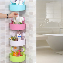 Colorfu Bathroom Corner Storage Rack Organizer ... - $9.30