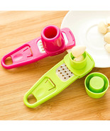 Mini High Quality Multi-functional #B Grinding Garlic Presses Slice Kitc... - €1,45 EUR