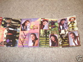 Western Flyer Signed Tape Case Cover Photo x All 6 - $14.99