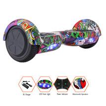"NEW Self balancing Electric scooter Hooverboard Bluetooth 6.5"" UL2272 Hi... - $99.00"