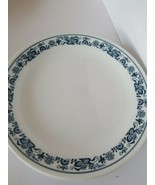 """Vintage Corelle Pyrex Old Town Blue Onion Replacement dinner plate 10"""" - $5.93"""