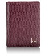 NEW TUMI MEN'S MONACO LEATHER RFID PROTECTED GU... - $79.15