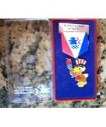 1984 XX111rd Olympiad Word Class Althete Medal - $10.75