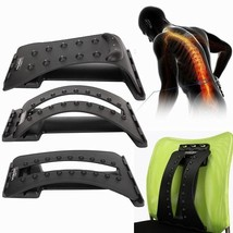 Back Support Stretcher Magnetic Therapy Massage Posture Corrector Pain R... - $27.99
