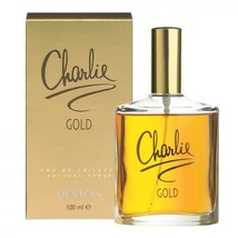 Charlie Gold By Revlon For Women-Eau Fraiche Natural Spray-3.4 OZ-100 ML - $11.29