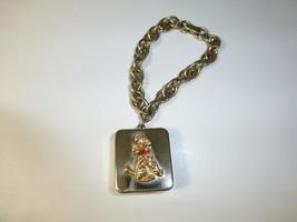 Vintage Reuge Music Box Musical Bracelet With Poodle Dog Design Fully Serviced - $292.05