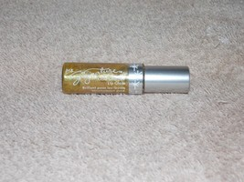 Mary Kay MK Signature GOLD GLIMMER Lip Gloss .27 oz/7.75g New - $11.87