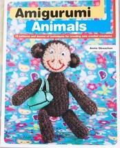 Amigurumi Friends Crochet Pattern Booklet - $8.50