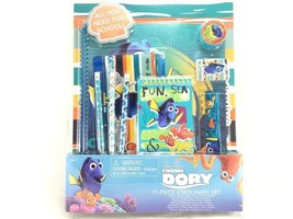 Disney Pixar Finding Dory 11 Piece Stationary set  Free shipping: School Use - $12.86