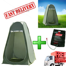 Shower Tent Portable Camping 5 Gallon Camp Pop ... - $64.18