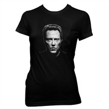 Christopher Walken - Women's 100% cotton babydoll t-shirt - $19.20+