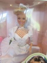 Vanna White Doll LIMITED EDITION BRIDAL TV Cele... - $12.38