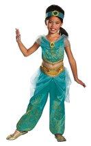59226 (7-8) Girls Jasmine Sparke Costume - $40.88