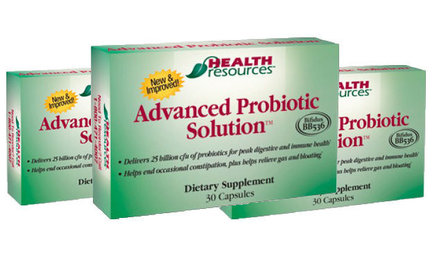 Advanced Probitic Solution by Health Resources