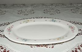 """Paltzgraff Meadow Lane 12"""" Oval Serving Platter - $25.00"""
