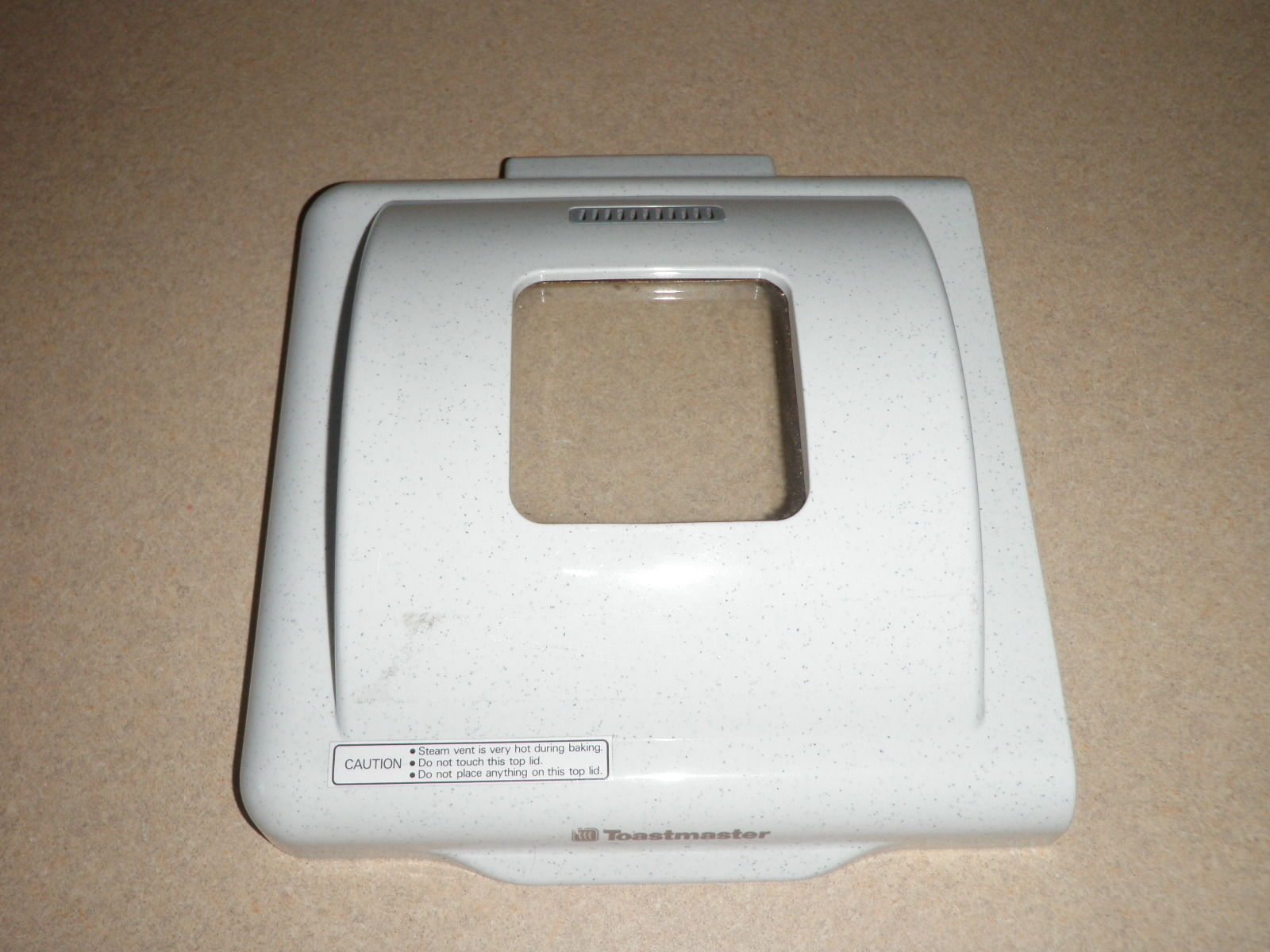 Primary image for Toastmaster bread maker machine Lid 11575