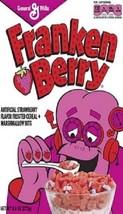 General Mills Franken Berry Cereal Magnet - $7.99