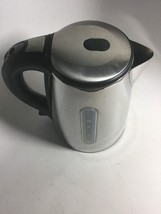 Replacement KRUPS BW730D Electric Kettle Part Brushed Chrome Stainless - $40.64