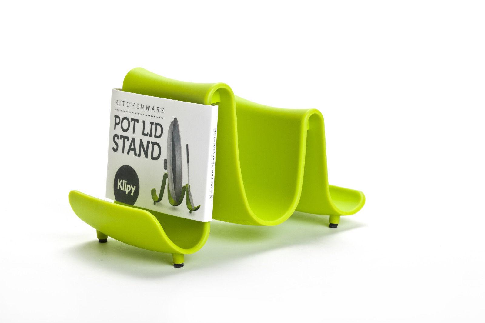 Original Design Gadget Stands IPad Tablet iPhone Kitchen Pot Lid Racks Holders