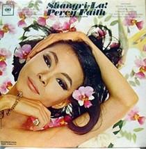 "PERCY FAITH ""Shangri-La! LP Stereo CS 8824 Vinyl 1963 Columbia Records - $15.98"